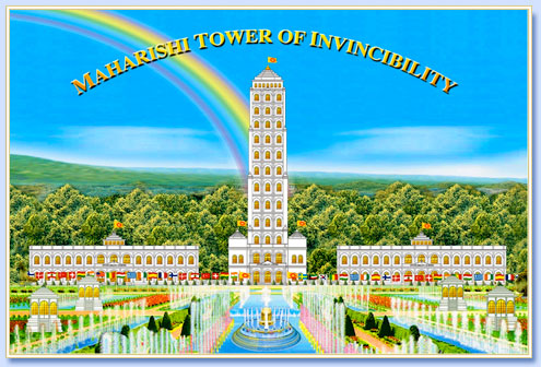 Maharishi Towers of Invincibility