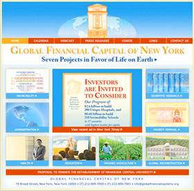 Global Financial Capital of New York