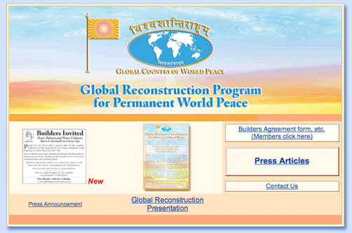 Global Reconstruction