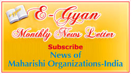 Subscribe Maharishi Organizations-India