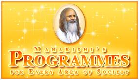 Maharishi's Programmes